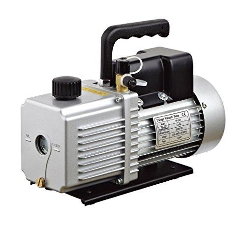 "HFS (R Vacuum Pump Single Stage 6 CFM ; 110V/60HZ ; Inlet: SAE 1/4""-3/8"" SAE; Ultimate Vacuum: 5PA, 3/4 HP"