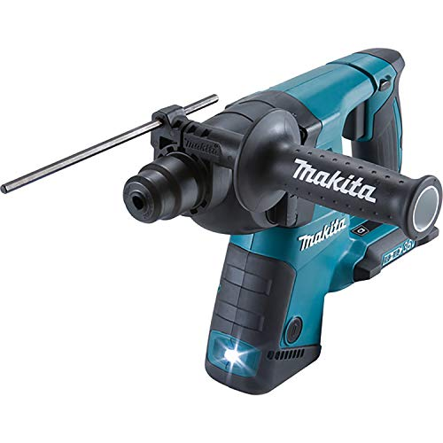 Makita DHR263ZJ Twin 18V Li-Ion LXT Rotary Hammer SDS Plus Supplied in A Makpac Case - Batteries and Charger Not Included