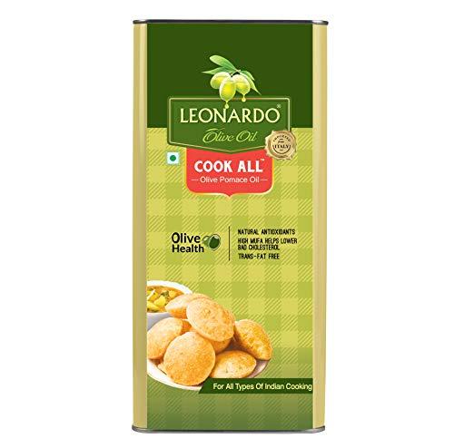 Leonardo Pomace Olive Oil (Tin), 3L