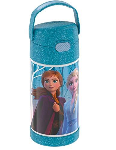 Garrafinha Térmica infantil Funtainer 355 ml - Thermos - 12h frio (Frozen 2)