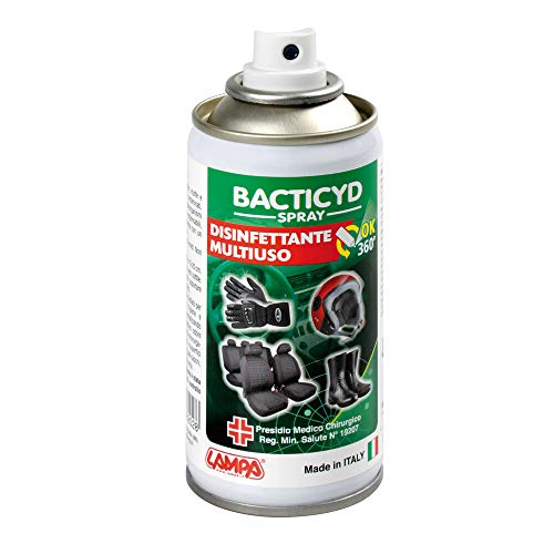 Lampa 38202 Bacticyd Spray, disinfettante Tessuti - 150 ml