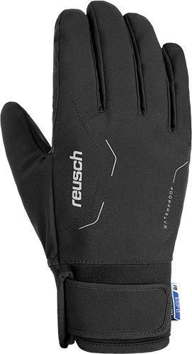 Reusch Kinder Reusch Diver X R-tex Xt Junior Handschuh, black silver, 6.5 EU