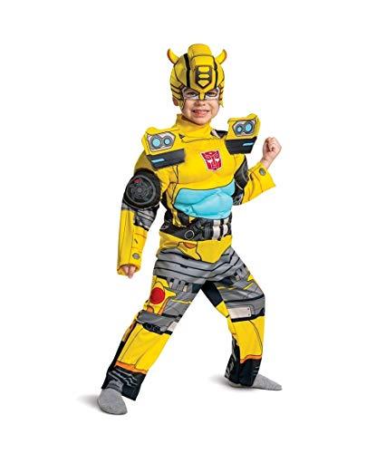 Toddler Boys Transformers Bumblebee
