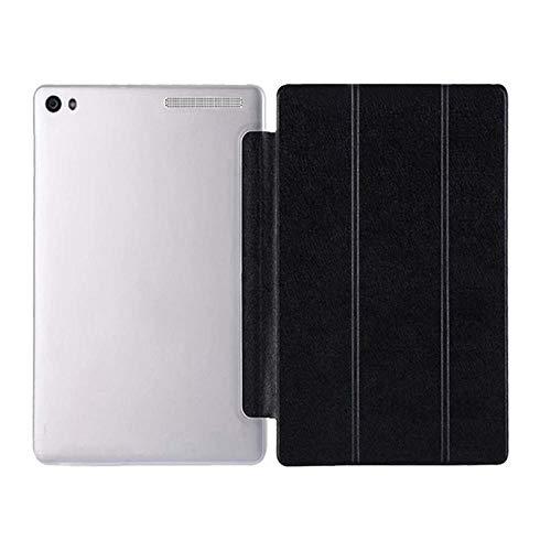 para Huawei Mediapad T1 10 T1-A21W T1-A21L T1-A23L 9.6 Funda de Tableta Funda de Cuero Inteligente de la PU Funda para Huawei Mediapad T1 10-para MediaPad T1 10_Porselein