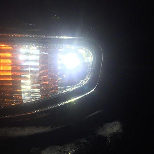 10pcs T10 W5W 168 194 Halogen bulb 12V for Car Wedge Side Light Bulb White Car Tail Light Side Parking Dome Door Map Lighting