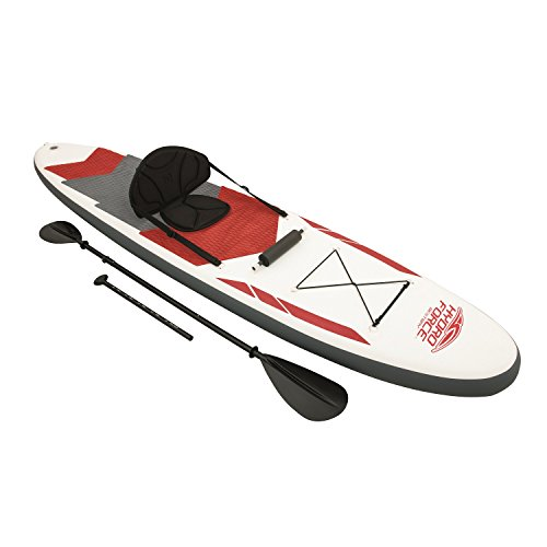 commercial Inflatable SUP & Kayak HydroForce Long Tail 11′ bestway inflatable kayak