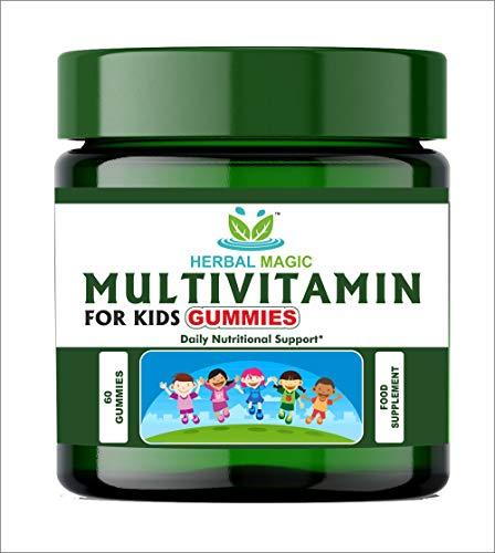 Herbal Magic's Multivitamins for Kids Gummies - 30 Servings