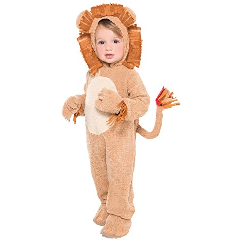 Amscan 846781 Loveable Lion Costume, 0-6...