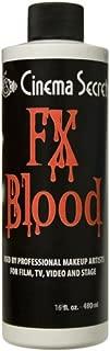 Cinema Secrets FX Blood, 16 oz