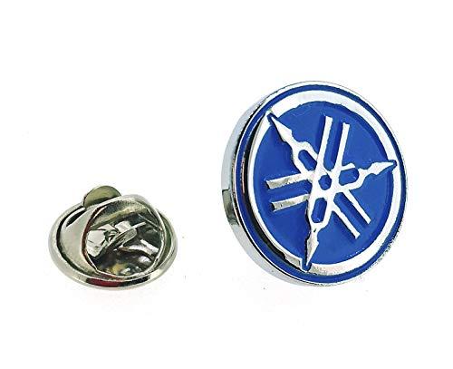 Gemelolandia   Pin de Solapa Logo Yamaha   Pines Originales Para Regalar   Para las Camisas, la Ropa o para tu Mochila   Detalles Divertidos