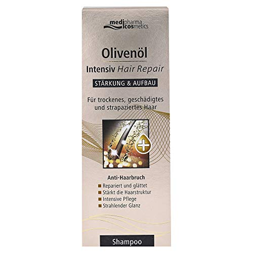 Medipharma Cosmetics Olivenöl Intensiv Hair Repair Shampoo