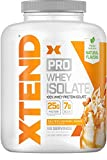 Scivation XTEND Pro 100% Whey Protein Isolate with Natural Flavors and Gluten Free, Salted Caramel Shake, 80 Ounce (Pack of 1)