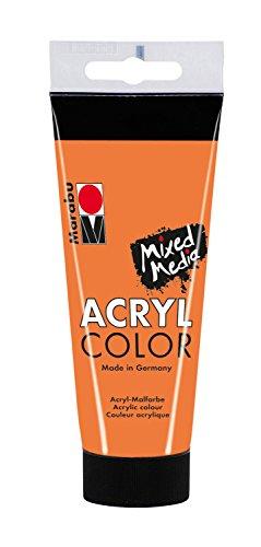 farben orange