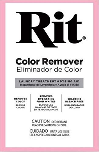 Rit Color Remover, 2 Ounce (Pack of 1)