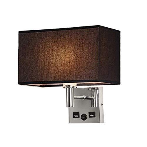 GAOYINMEI Lluminación de Pared Lámpara de Pared Decorativa Contiene un Dispositivo electrónico pequeño procedimientos complejos Altavoces portátiles de diseño un Precio asequible luz de la Pared