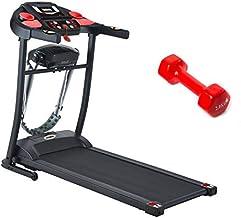 Fitness World, Treadmill YY-1006D-a, Fitness World Dumbbell Classical Head 2 Kg
