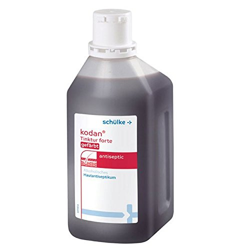 Kodan Tinktur Forte Hautdesinfektion gefärbt 1 Liter