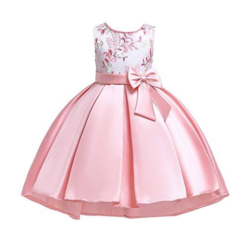 LuckyGirls Dress Princess Little Girl Elegant Wedding Dresses Carnavals Girls Little Girls Party Dresses Casual Party Sleeveless Dress