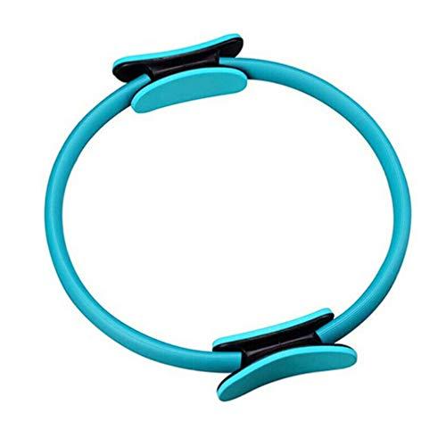BESPORTBLE Yoga Ring Pilates Ring Toning Ring Unzerbrechliche Fitness Magic Circle zum Straffen Der Oberschenkel Bauch Und Beine