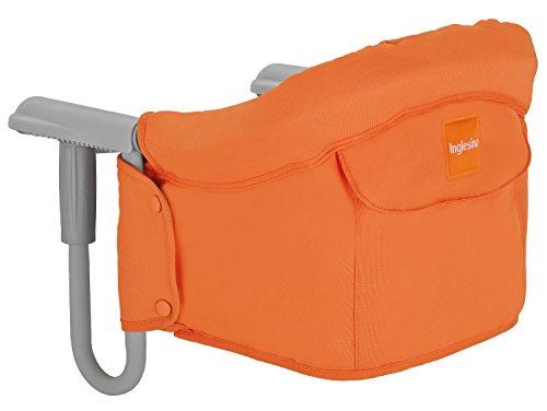 Inglesina Fast AY90G5ORN Seggiolino da Tavolo, Arancione (Orange)