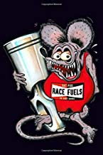 Rat Piss Race Fules The Dirty Gringo: Dot Grid Journal, 100 pages
