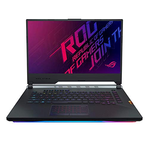 ASUS ROG Strix G G531GD-BQ036T 15.6-inch Gaming Laptop (9th Gen Core i5-9300H/8GB/1TB HDD + 8GB SSD/Windows 10 Home(64bit)/4GB NVIDIA GeForce GTX 1050 Graphics), Black