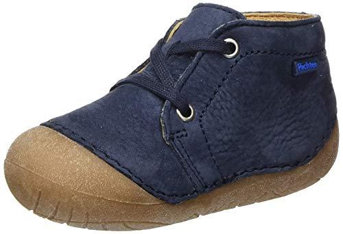 Richter Kinderschuhe Baby Jungen Richie Sneaker, Blau (Atlantic 7200), 20 EU