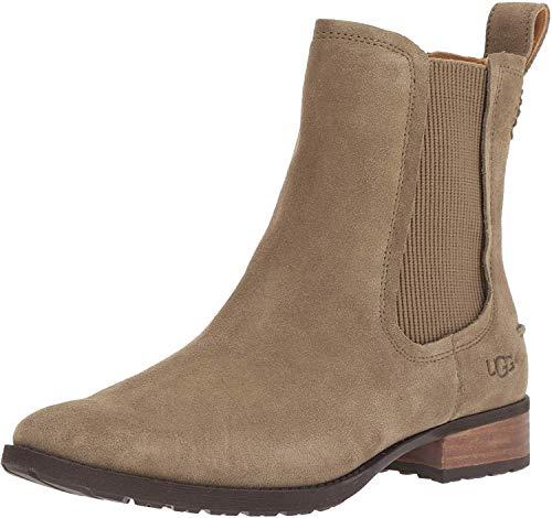 UGG - HILLHURST Suede Chelsea Boot - Antilope (3 VK / EU36)