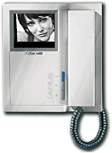 Comelit Genius Serie Monitor wit/zwart