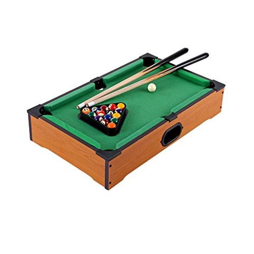 LBWT Mini Billardtisch, Kinder Snooker-Tisch Heim Tabelle Billard Lernspielzeug Geschenke