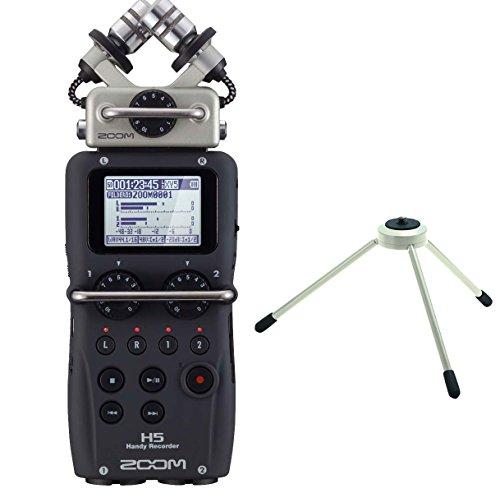 Zoom H5 - Registratore cellulare + treppiede TPS-3
