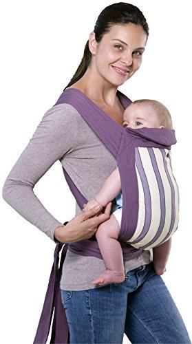 AMAZONAS Babytrage Mei Tai Blueberry Bauchtrage Rückentrage 0-3 Jahre bis 15 kg