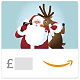 Christmas Santa Rudolph - Amazon.co.uk eGift Voucher