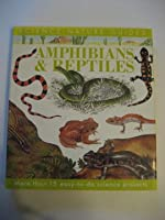 Amphibians and Reptiles 1571450203 Book Cover