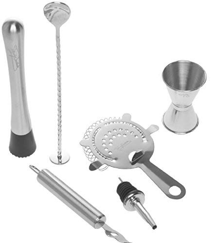 Bar Tool Essentials Deluxe Stainless