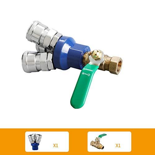 LLine Componentes neumáticos Conector rápido Tipo C Conexión rápida T Redonda Herramienta de Enchufe rápido bidireccional Accesorios para compresores de Aire, J