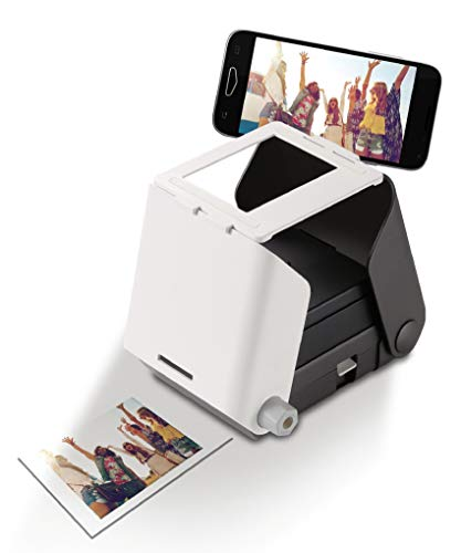 Kiipix – Magic Photo Printer FOTOGRAFICA, zwart (Bizak, S.A. 30697250).
