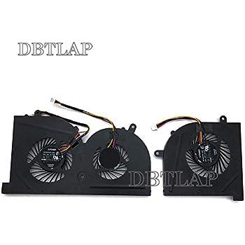 Ventola di Raffreddamento GPU GS63VR GS73VR BS5005HS-U2L1 VIFER Ventola di Raffreddamento