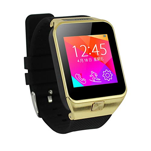 Asiproper ZGPAX S29 Smartwatch 1.54-inch MTK6260 Bluetooth Smart Sync Watch Phone