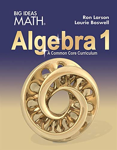 Best algebra textbook common core on the market