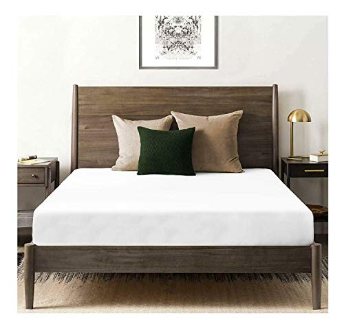 Pavla-Outlet 400 TC Extra Deep 32 cm Fitted Sheet 100% Egyptian Cotton 400 Thread Count Hotel Quality Bed Sheets Single Double King Super King Size (White, King)