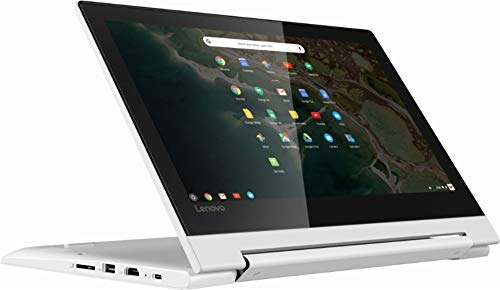 2019 Lenovo 11.6' HD IPS Touchscreen 2-in-1 Chromebook, Quad-Core MediaTek MT8173C (4C, 2X A72 + 2X A53), 4GB RAM, 32GB eMMC, 802.11ac WiFi, Bluetooth 4.2, HDMI, Type-C, Chrome OS