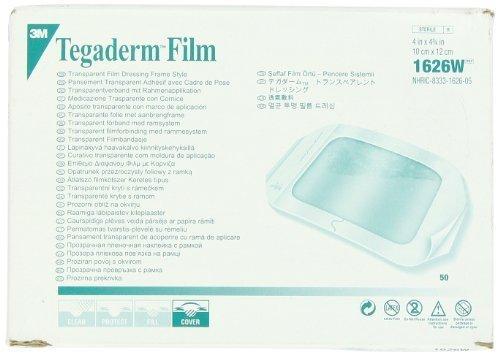Tegaderm 3M Transparent Dressing with Label 4\