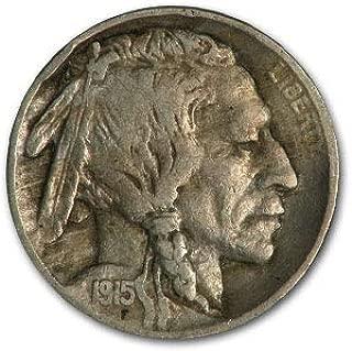 1915 Buffalo Nickel Fine Nickel Fine