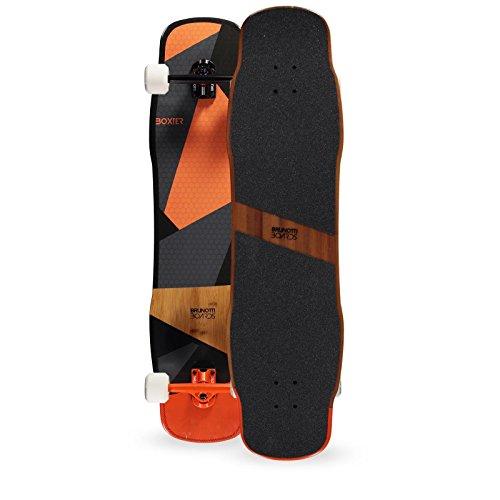 Longboard Boxter Bambus orange