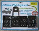PALM, SONY, HANDSPRING FOLDABLE PDA KEYBOARD