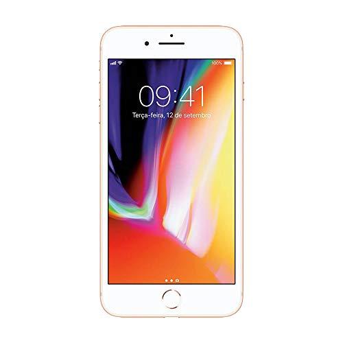 iPhone 8 Plus Apple Dourado, 256GB Desbloqueado - MQ8R2BZ/A