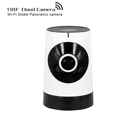 Shengyaohul Full HD 720P Ip Sistema De Cámaras De Vigilancia, Indoor White Home Security Cámara Ip With Antena Integrada / Micrófono Integrado / Los Stents Domótica Cámaras De Seguridad