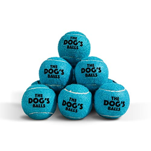 The Dog's Balls Pelotas de Tenis para Perro