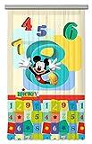 AG Design FCSL 7143 Cortinas para Niños, Tela, Multicolor, 140 X 245